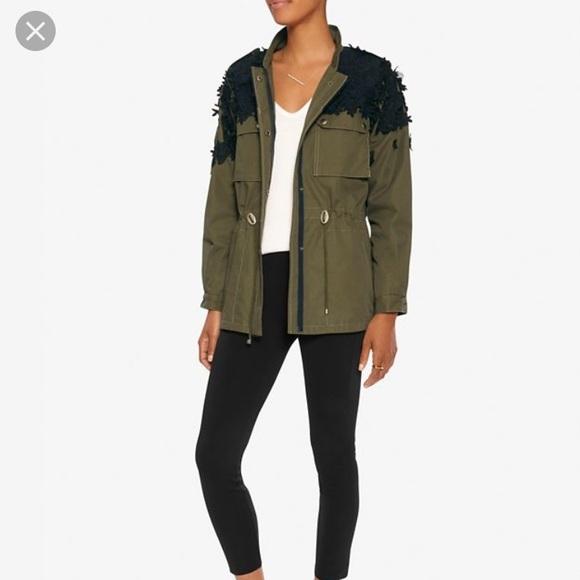 Sea New York Jackets & Blazers - Sea New York military jacket